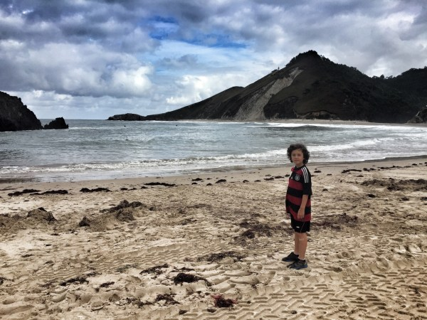 The No Name Beach