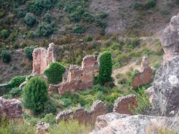 Ruins of Prudencio Monastery
