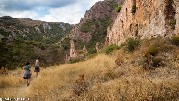 Monastery Walk Spain