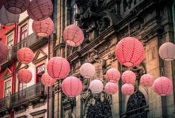 Porto Lanterns