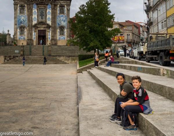 Baharak and Kasm, Porto