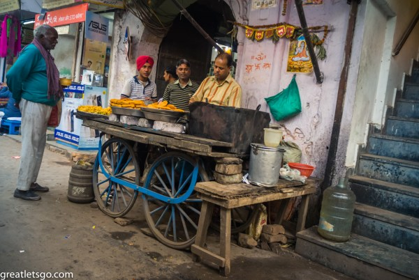 Delhi Food Cart