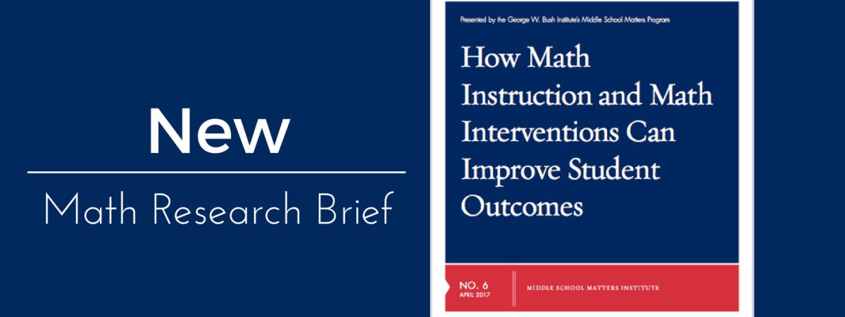 math practice brief