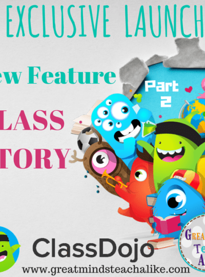 Exclusive – ClassDojo New Feature Reveal Part 2