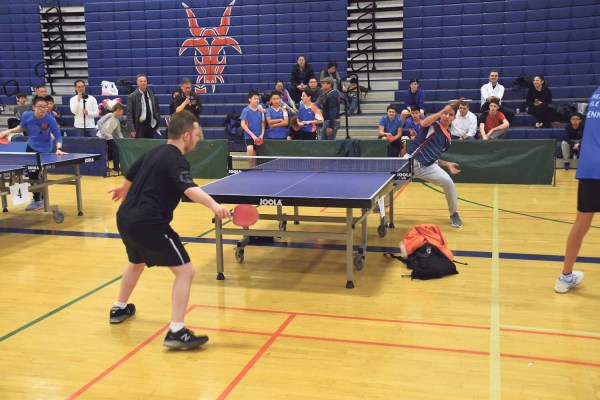 North High Hosts Annual Table Tennis Tournament   Great ...