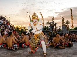 kecak dance bali culture