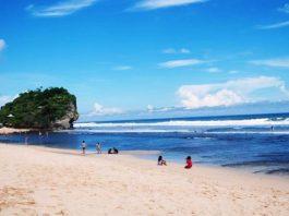 Indrayanti yogyakarta beach tourism