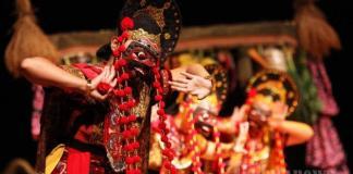 mask dance cirebon