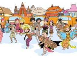 kebudayaan daerah indonesia
