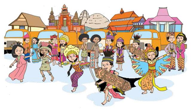 kebudayaan daerah di indonesia