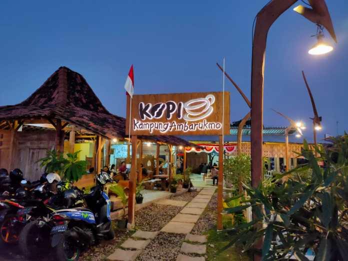 kampung ambarukmo yogyakarta