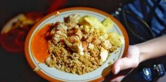 nasi goreng bistik astana anyar tempat kuliner murah bandung