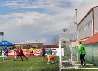 Naționala de nevăzători a României este între cele mai bune zece echipe din Europa (Foto: Desteptarea.ro)