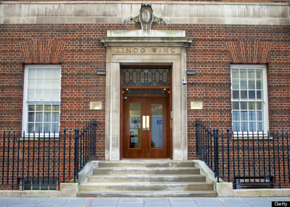 Private Lindo Wing At St. Mary's Hospital