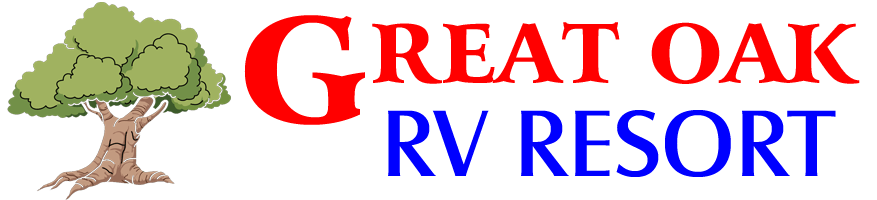 Great Oak RV Resort Logo