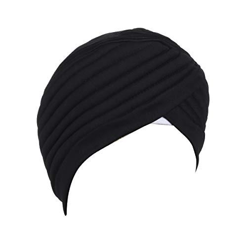 BISMAADH Instant Readymade Turban for Men & Women Head Wrap Lightweight Cap Headwear Sikh Pagri