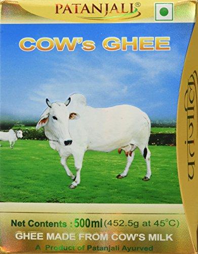 Patanjali Cows Ghee, 500 ml