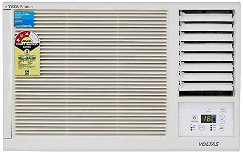 Voltas 1 Ton 3 Star Window AC (123 Lyi/123 LZF White)
