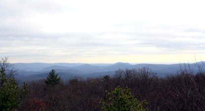 View of Sterling Forest