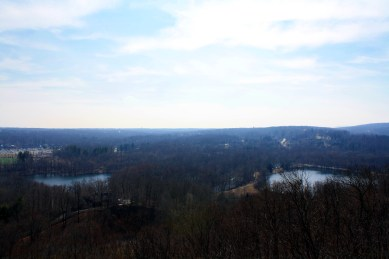 View from Hawk Rock