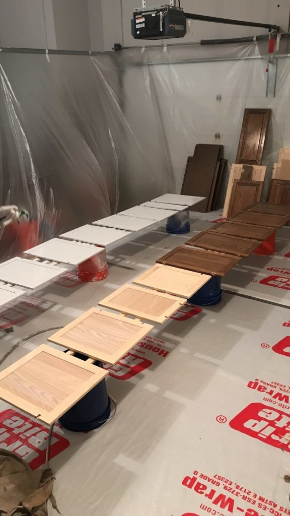 9 Mar 08 2018 11 02am Ltup - Residential Cabinet Painting