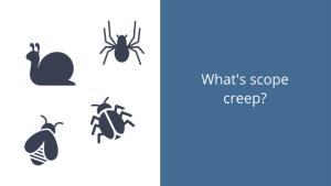 Scope creep blog post