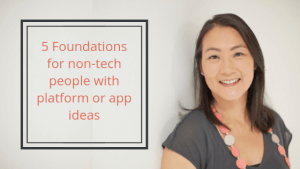 5 Foundations for non tech