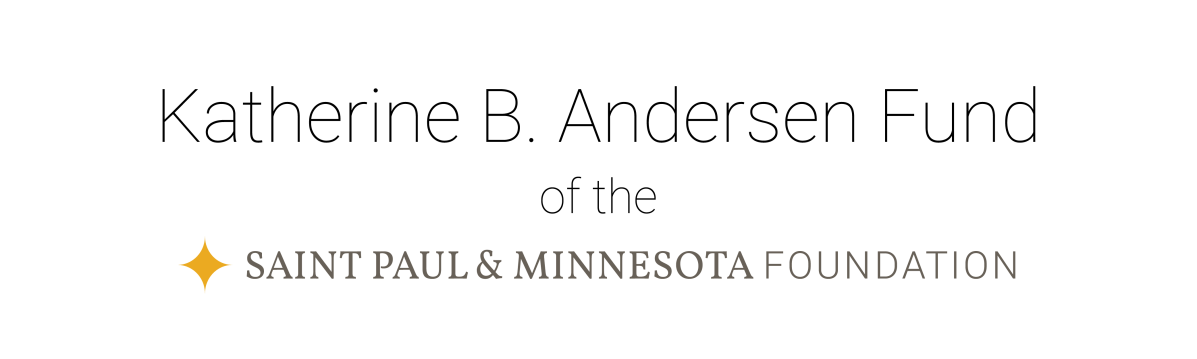 Katherine B Andersen Fund of the St. Paul and Minnesota Foundation Logo