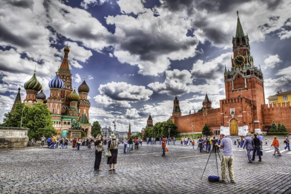 Moscow 'Runseeing' Tour - Great Runs