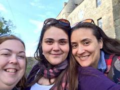 The three amigas!