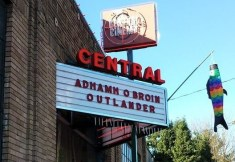 Everyone loves their name on a marquee, right?
