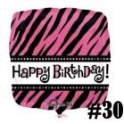 #30 Zebra