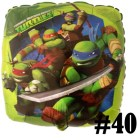 #40 Ninja Turtles