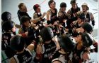The St. Chux Derby Chix qualify for the Women's Roller Derby Playoffs