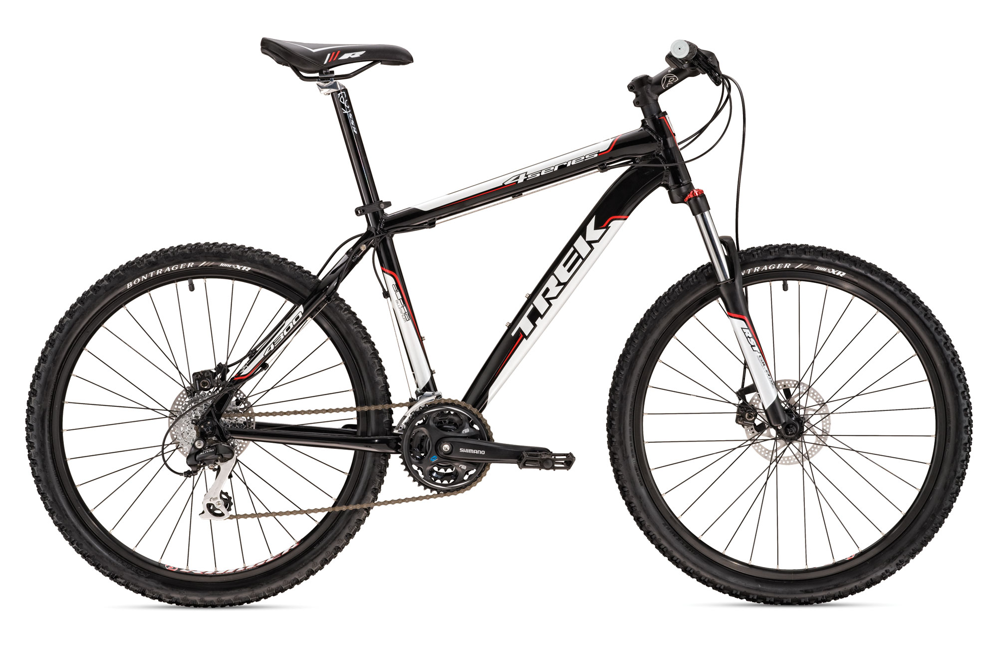 Trek Series 3 Amp 4 Mtb S