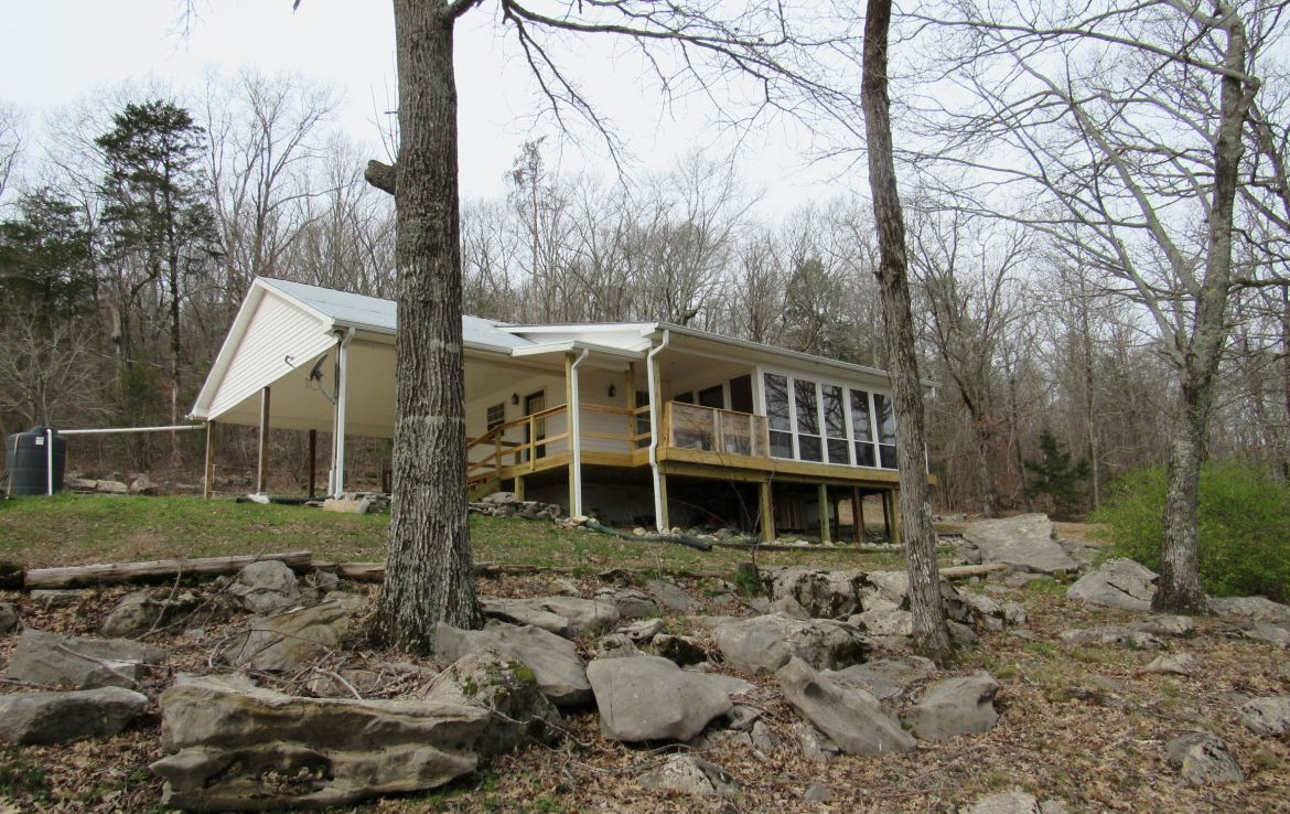 McAnnally Mountain retreat now for sale in Alabama