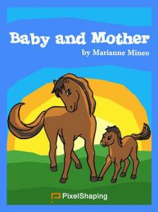 Baby and Mother by Marianne Mineo