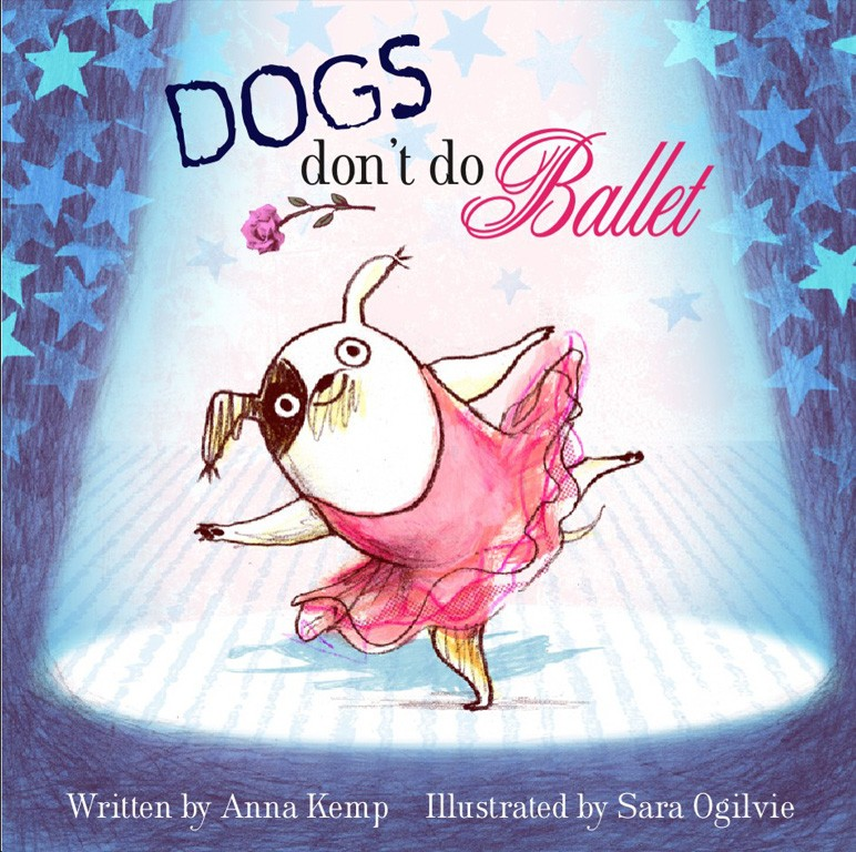 20 best books for pre readers 3 5 yrs greatstorybook recommended reading dogs dont do ballet fandeluxe Gallery