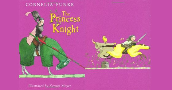 The Princess Knight Cover