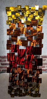 Metal Wall Art - $39