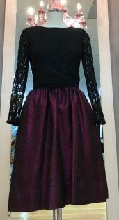 $69 Size 4 Plum Dress