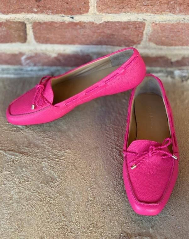 Pink Talbots tasseled flat Size 7 $25