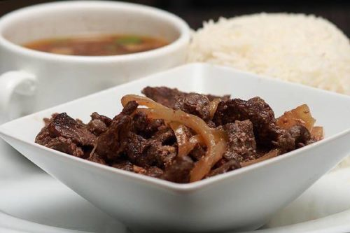 Bistek (Pinoy Beef Steak) Recipe