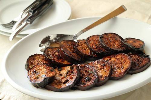 Eggplant Steak Recipe