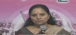 Telangana TRS MP Kavitha Over Nizam sugar factory
