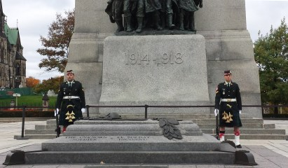Cpl Nathan Cirillo on left
