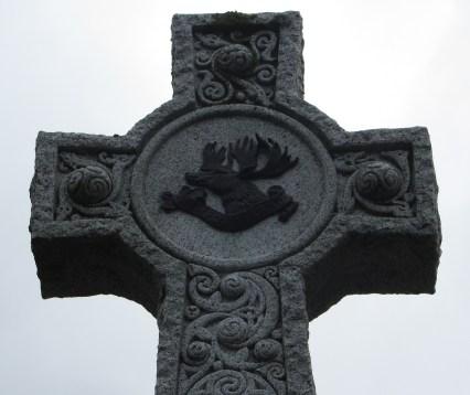 Caribou symbol of Royal Newfoundland Regiment