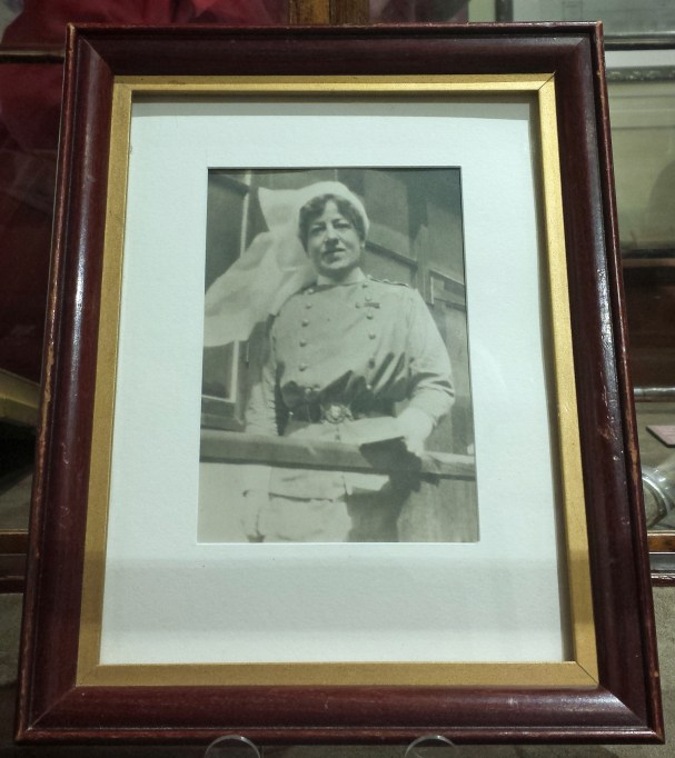 Photo of Margaret Heggie Smith, Bytown Museum