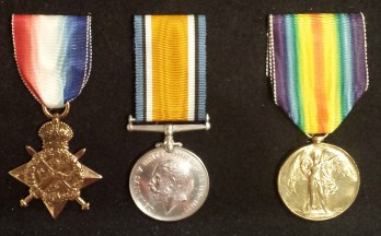 Smith's medals on display in Ottawa's Bytown Museum