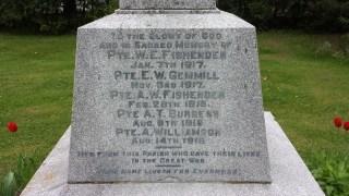 Soldiers from Pakenham Parish